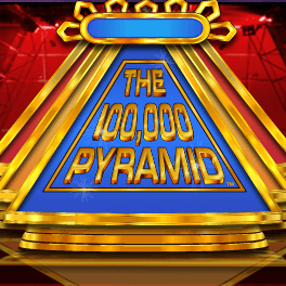 Login or Register to play The 100000 Pyramid