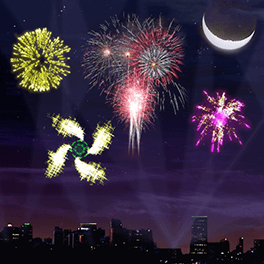 Login or Register to play Fireworks Frenzy