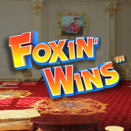 Login or Register to play Foxin' Wins