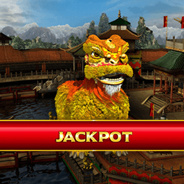 Login or Register to play Lion Dance Jackpot