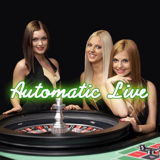Automatic Live Roulette