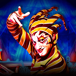 Login or Register to play Cirque Du Soliel - Kooza