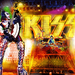 Login or Register to play KISS