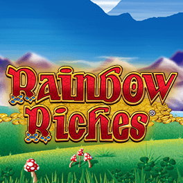 Login or Register to play Rainbow Riches