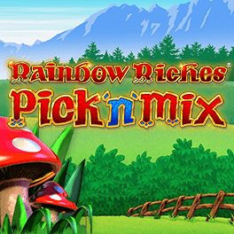 Login or Register to play Rainbow Riches Pick n Mix