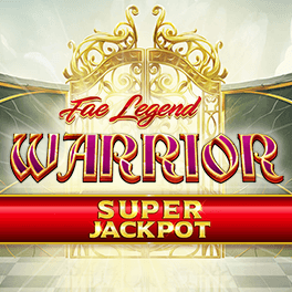 Login or Register to play Fae Legend Warrior Super Jackpot