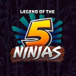 Legend of the 5 Ninjas