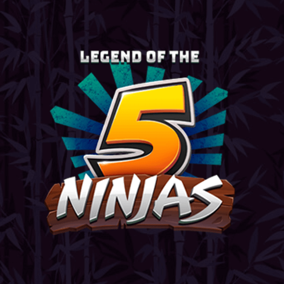 Legend of the 5 Ninjas