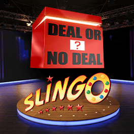 Login or Register to play Slingo Deal or No Deal