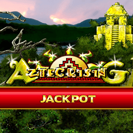 Login or Register to play Aztec Rising Jackpot