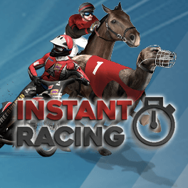 Login or Register to play Instant Racing