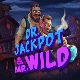 Login or Register to play Dr. Jackpot & Mr. Wild Daily Jackpot