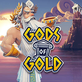 Login or Register to play Gods of Gold Daily Jackpot
