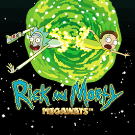 Login or Register to play Rick and Morty Megaways