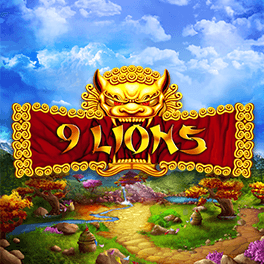 Login or Register to play 9 Lions