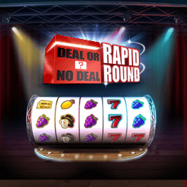 Login or Register to play Deal or No Deal Rapid Round