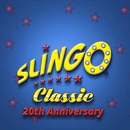Login or Register to play Slingo Classic