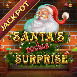 Santa's Double Surprise Daily Jackpot