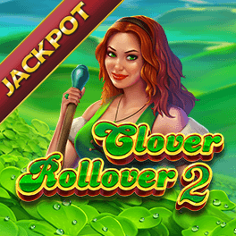 Login or Register to play Clover Rollover 2 Jackpot