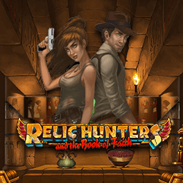 Login or Register to play Relic Hunters and the Book of Faith