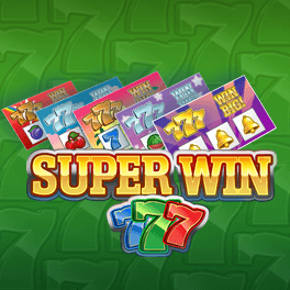 Login or Register to play Super Win 7s