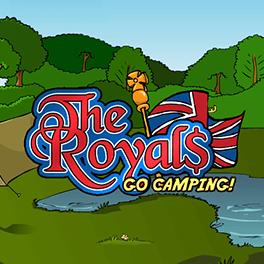 The Royals Go Camping Jackpot