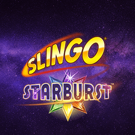 Login or Register to play Slingo Starburst