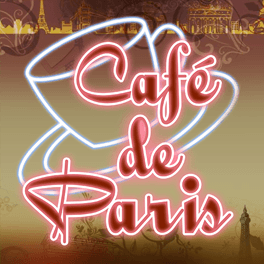 Cafe' De Paris