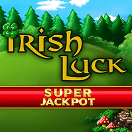 Irish Luck Super Jackpot