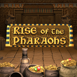 Login or Register to play Rise of the Pharaohs Jackpot