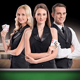 Live Blackjack - Standard Limits