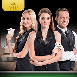 Live Blackjack - VIP