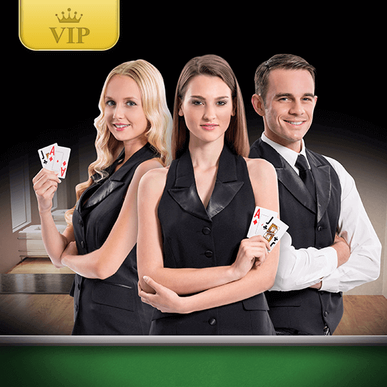 Live Blackjack - VIP