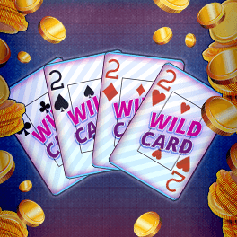 Login or Register to play Deuces Wild Video Poker
