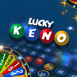 Login or Register to play Lucky Keno
