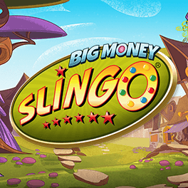 Login or Register to play Big Money Slingo