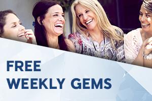 Free Weekly Gems