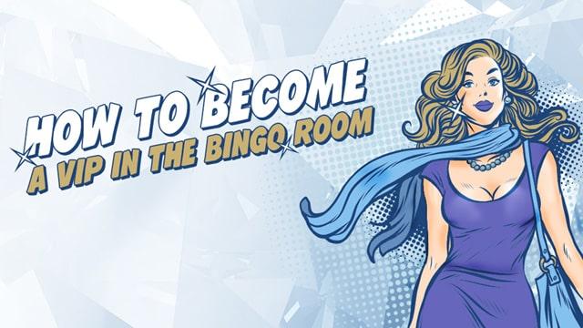 VIP bingo player