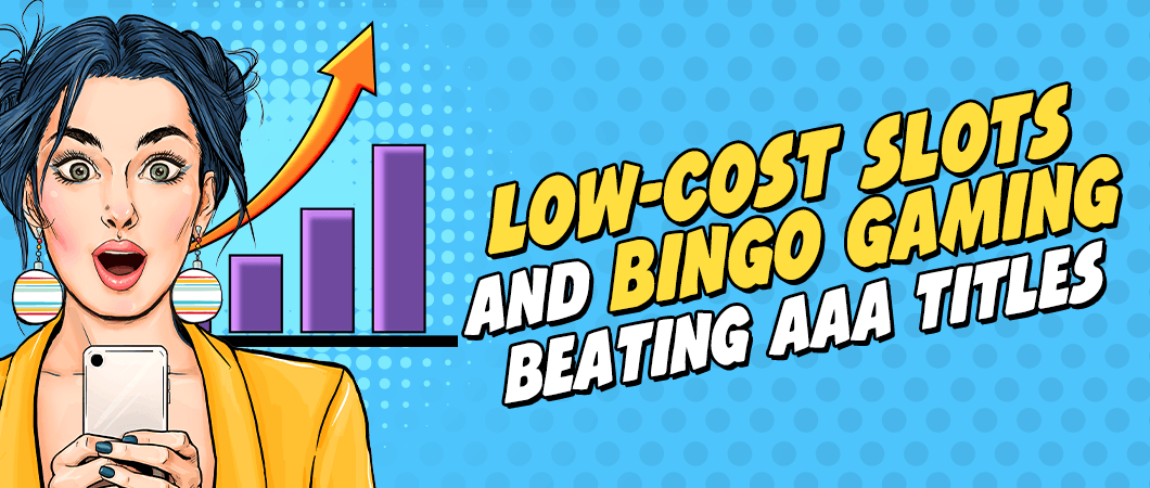Low Cost Slots and Bingo Gaming