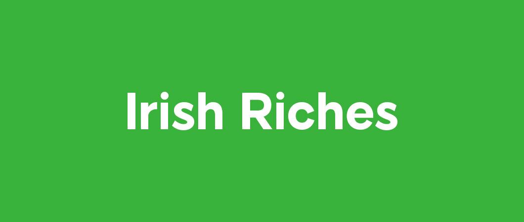irish riches slot