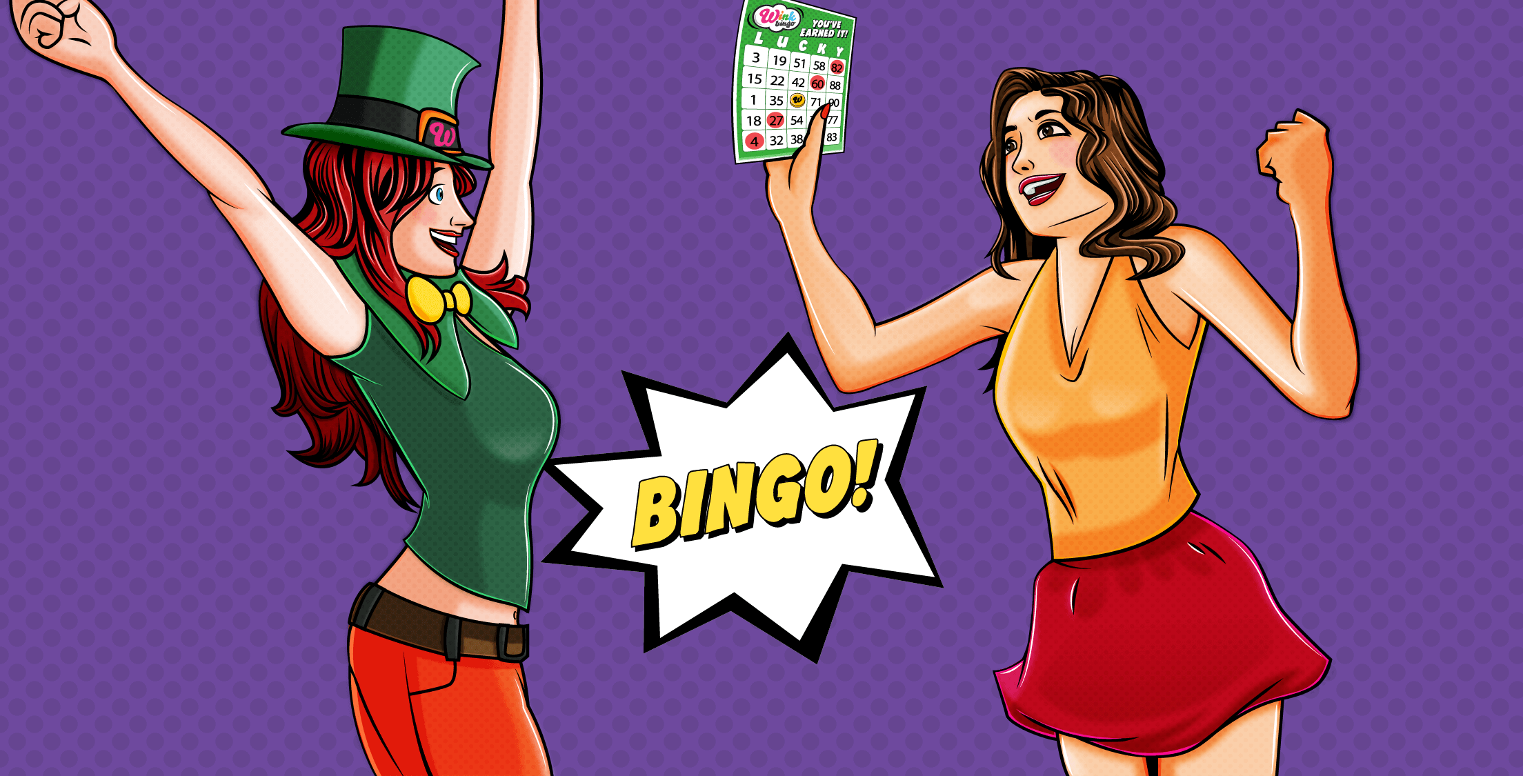 St. Patricks Day Bingo Winner