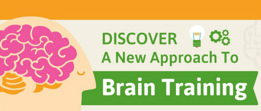 a new approach for brain training