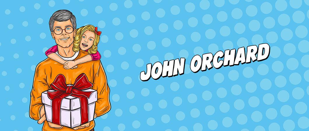 Biggest Bingo Jackpot Winner - John Orchard