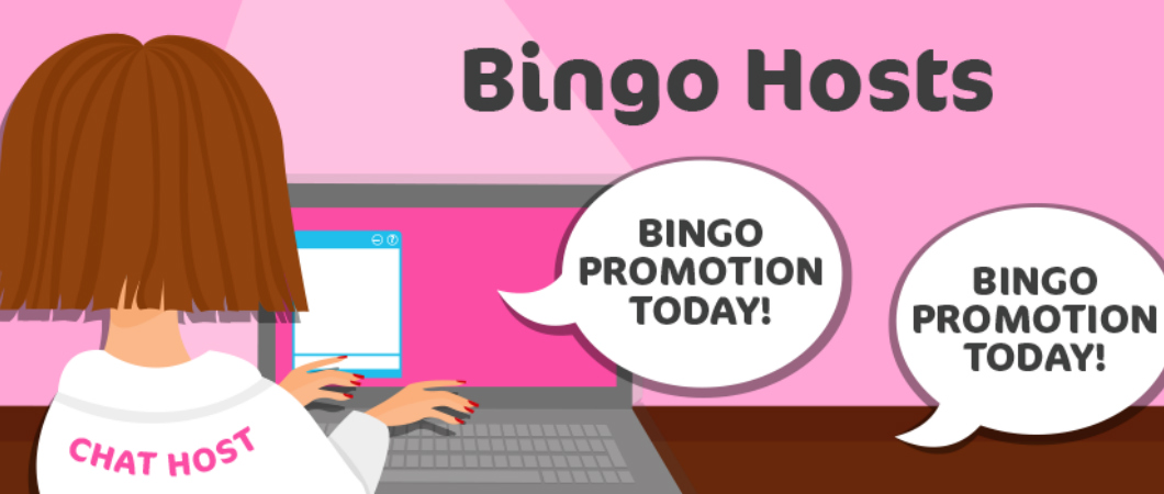 The Host with the Most… Is the Bingo Chat Host! | Wink Bingo