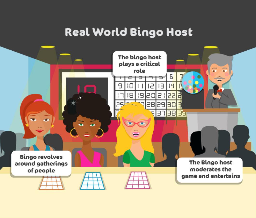 bingo chat host