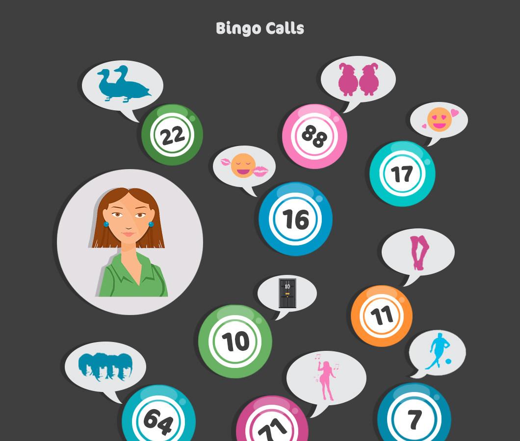 bingo calls