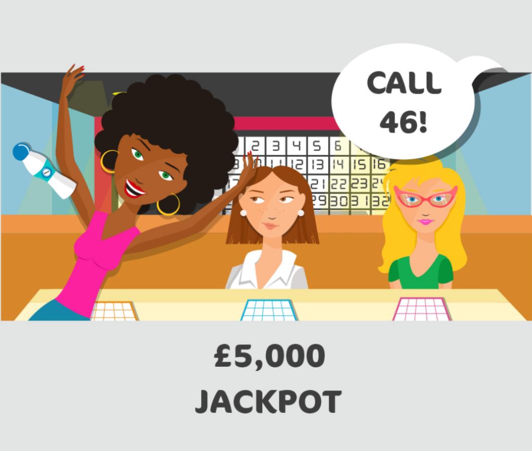 preset bingo jackpot