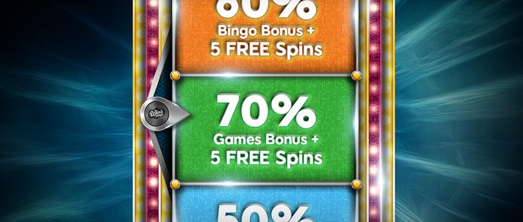 bingo bonuses mega