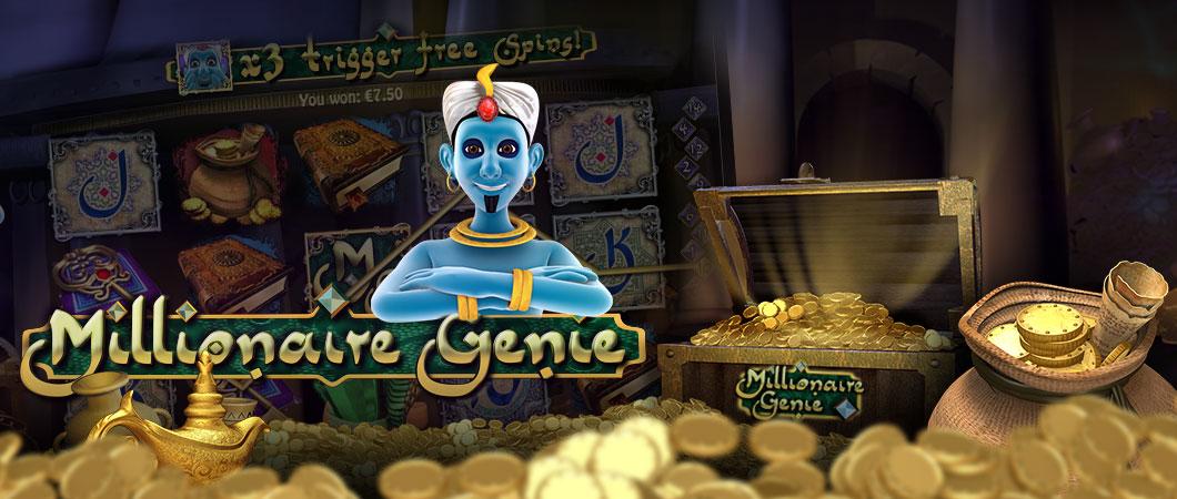 millionaire genie online slots