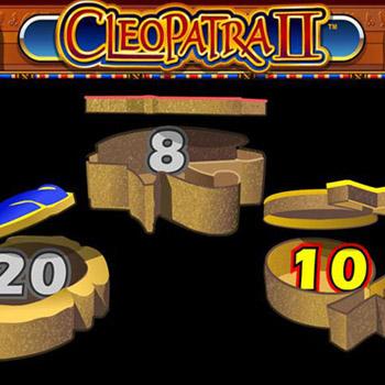 cleopatra slots bonus round